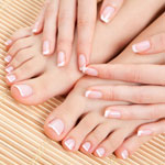Ingrowing toe nails